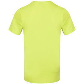 Regatta Fingal V Camiseta Hombre, electric lime
